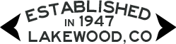Established in 1947 - Lakewood, CO