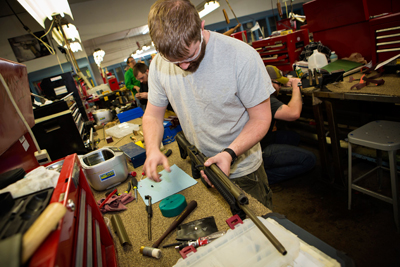 Gunsmithing classes in college