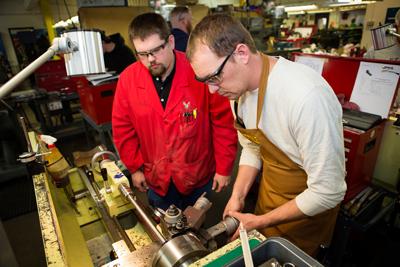 machine shop course