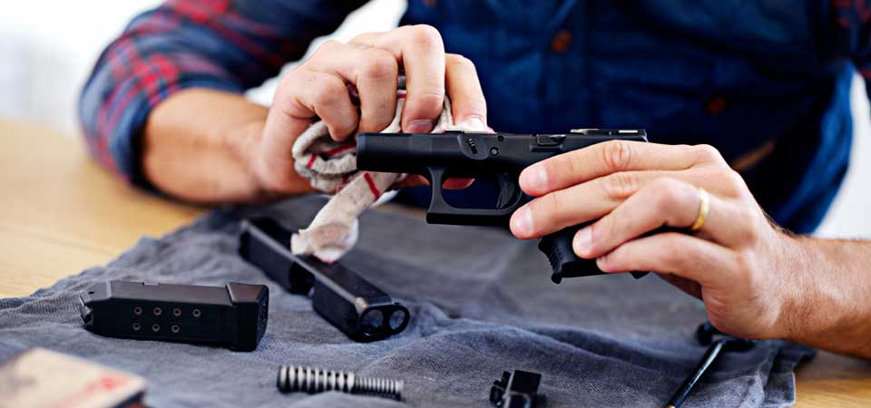 How To Care For A Firearm