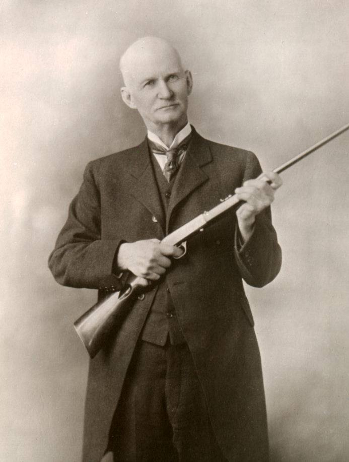 John M. Browning's Start Up